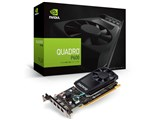 NVIDIA Quadro P600 EQP600-2GER [PCIExp 2GB]