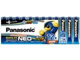 エボルタNEO アルカリ乾電池 単4形 12本パック LR03NJ/12SW
