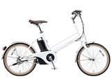 Jコンセプト BE-JELJ01-F [クリスタルホワイト] + 専用充電器