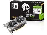 GF-GTX1070-E8GB/OC/SHORT [PCIExp 8GB]