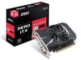 Radeon RX 560 AERO ITX 4G OC [PCIExp 4GB]