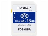 FlashAir W-04 SD-UWA016G [16GB]