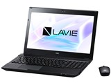 LAVIE Note Standard NS350/HAB PC-NS350HAB [クリスタルブラック]