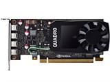 NVIDIA Quadro P1000 NVQP1000-4G [PCIExp 4GB]