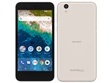 Android One S3 ワイモバイル [ホワイト]