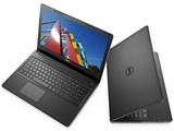 Inspiron 15 3000 スタンダード Core i3 6006U搭載・Office Personal付(K)モデル [ブラック]