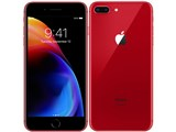iPhone 8 Plus (PRODUCT)RED Special Edition 64GB au [レッド]