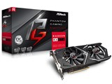Phantom Gaming X Radeon RX570 8G OC [PCIExp 8GB]