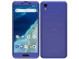 Android One X4 ワイモバイル [オーシャンブルー]
