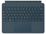 Surface Go Signature タイプ カバー KCS-00039 [コバルトブルー]