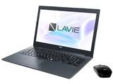 LAVIE Note Standard NS600/KAB PC-NS600KAB [カームブラック]