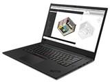 ThinkPad P1 20MDCTO1WW Windows 10 Pro・フルHD液晶・Core i7・16GBメモリー・256GB SSD・NVIDIA Quadro P100...