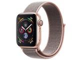 Apple Watch Series 4 GPSモデル 40mm MU692J/A [ピンクサンドスポーツループ]