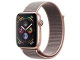 Apple Watch Series 4 GPSモデル 44mm MU6G2J/A [ピンクサンドスポーツループ]
