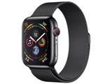 Apple Watch Series 4 GPS+Cellularモデル 44mm MTX32J/A [スペースブラックミラネーゼループ]