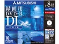 �O�H���w���f�B�A VHR21HDSP10 (DVD-R DL 8�{�� 10���g)