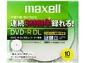 �}�N�Z�� DRD215WPB.10S (DVD-R DL 8�{�� 10���g)
