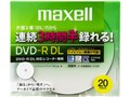 �}�N�Z�� DRD215WPB.20S (DVD-R DL 8�{�� 20���g)