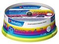 Verbatim DHR47JP25V1 (DVD-R 16倍速 25枚組)
