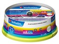 �O�H���w���f�B�A Verbatim DTR85HP25V1 (DVD+R DL 8�{�� 25���g)