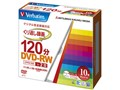 �O�H���w���f�B�A Verbatim VHW12NP10V1 [DVD-RW 2�{�� 10���g]