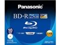 パナソニック LM-BR25LDH10 [BD-R 4倍速 10枚組]
