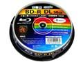 HI-DISC HDBD-RDL6X10SP [BD-R DL 6倍速 10枚組]