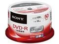 SONY 50DMR12MLDP [DVD-R 16�{�� 50���g]