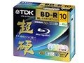 TDK BRV50HCPWMB10A [BD-R DL 4�{�� 10���g]