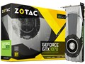 ZOTAC ZOTAC GeForce GTX 1070 Founders Edition ZT-P10700A-10P [PCIExp 8GB]