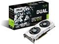 ASUS DUAL-GTX1070-O8G [PCIExp 8GB]