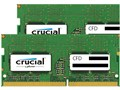 crucial W4N2400CM-4G [SODIMM DDR4 PC4-19200 4GB 2枚組]