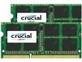 crucial W3N1600CM-4G [SODIMM DDR3L PC3-12800 4GB 2枚組]