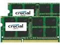 crucial W3N1600CM-8G [SODIMM DDR3L PC3-12800 8GB 2枚組]