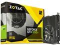 ZOTAC ZOTAC GeForce GTX 1050 Ti 4GB Mini ZT-P10510A-10L [PCIExp 4GB]