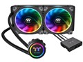 Thermaltake Floe Riing RGB 280 TT Premium Edition CL-W167-PL14SW-A