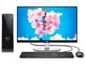 Dell Inspiron スモールデスクトップ プレミアム Core i5 7400・8GBメモリ・1TB HDD搭載・Office Home&Business・モニタ付