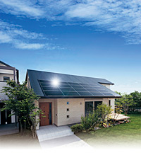 パナソニック 高出力で高い変換効率を実現したHIT太陽電池