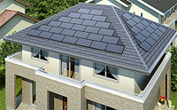 ソーラーフロンティア 注目のCIS太陽電池を採用